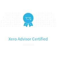 Xero Advisor – Round – Small